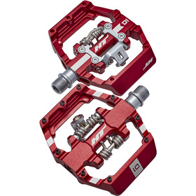 HT Duo D1 Pedales, red